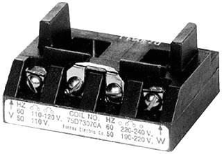 SIE 75D73251C SIE STARTER COIL SZ 3-3.5 240/480V