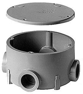 PVC RB034 4-1/8 W/CVR E970CE