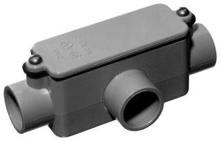 PVC T034 3/4 T CONDULET T07