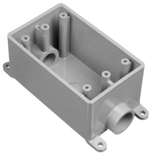 PVC FSC034 3/4 FSC BOX FSC07 E981EFN