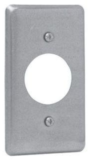 CRSH TP612 UTIL BOX SING REC CVR