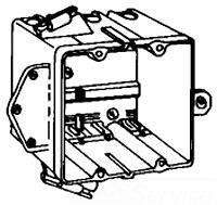 Thepitt TP3630 THEP 3 DP SW BOX 2 GNG BRKTS