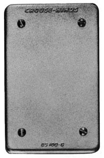 CRSH DS100G BLANK CVR A3