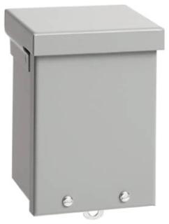 HOFFMAN A8R84 NEMA3R SCR CVR BOX