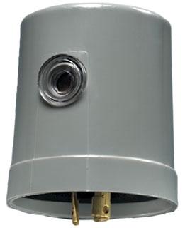 K4522 PHOTO CELL 3600 WATTS 240 VOLT PLUG IN LOCKING TYPE MOUNT QTY 1