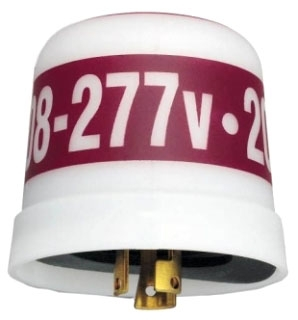LC4523 PHOTO CELL 1700-2300 WATTS 208/277 VOLT PLUG IN LOCKING TYPE MOUNT QTY 1