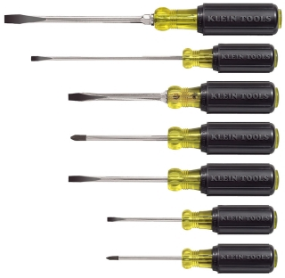 KLEN 85076 7 PC SCREWDRIVER SET