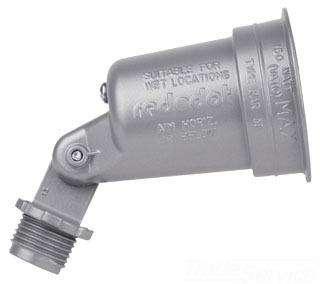 RDOT DL-80 WEATHERPROOF LAMPHOLDER