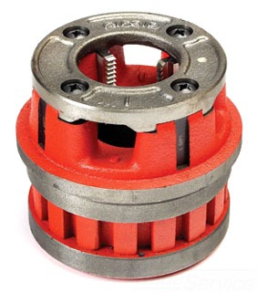 "Ridgid Model 37390 1/2"" Npt Alloy Threading Die Head"