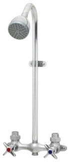 Speakman  SC-1220-AF 2Gpm Chrome 2-Cross Handle Shower Faucet
