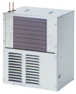 """Elkay ECH8 13-1/4"""" X 10-1/4"""" 17-3/8"""" Galvanized Steel Electric Refrigerated Water Chilled Unit Remote Chiller"""