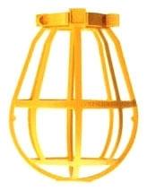 07300 TEMP LIGHT PLASTIC GUARD 073000000 (COLEMAN) BC200 (BERGEN) QTY 1/100