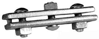 CHANCE 6461 3-BOLT GUY CLAMP