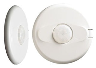 CI355 CS1200LV (OLD#) PIR CEILING SENSOR 120/277/347 VAC 50/60HZ COVERAGE 360 DEGREE 1200 SQ FT QTY 1