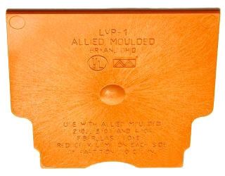 ALLI LVP-1 THERMOPLASTIC LOW VOLTAGE DIVIDER PLATE