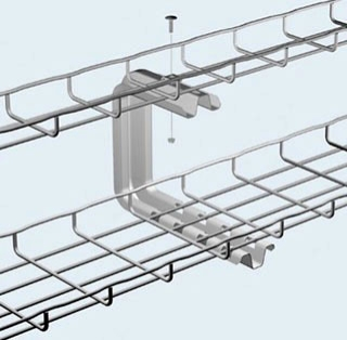 Cable tray fitting and accessories