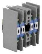 SQD 8501XB40 RELAY ADDER DECK 600VAC 10AMPS NEMA