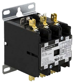 SQD 8910DPA43V02 120V CONTACTOR