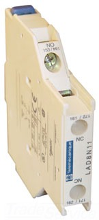 SQD LAD8N20 IEC AUX CONTACT BLOCK