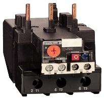 SQD LR2D3557 575VAC 50A OVRLD RELAY