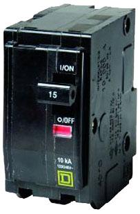 SQD QO230 2P 30A 120/240V PLUG-ON CIRCUIT BREAKER