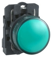 SQD XB5AVG3 GREEN PILOT LIGHT