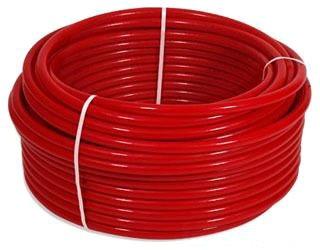 "Uponor F2061000 0.862"" X 300' Red Cross-Linked Polyethylene Tubing"