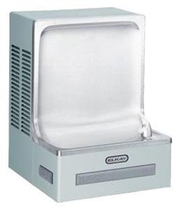 "Elkay EHFSA8L1Z 18"" X 18-3/4"" 23-7/8"" Light Gray Granite Vinyl Clad Stainless Steel 1-Piece Single Station Water Cooler"