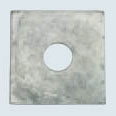 """POP 6330 5/8"""" SQUARE WASHER"""