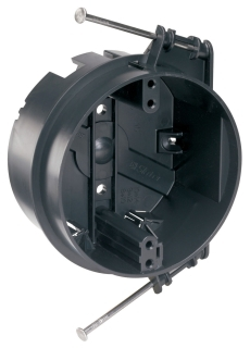 S120RAC 4 INCH ROUND NEW WORK CEILING BOX 20.25 CUBIC INCH RATE FOR 50LBS QTY 1/50