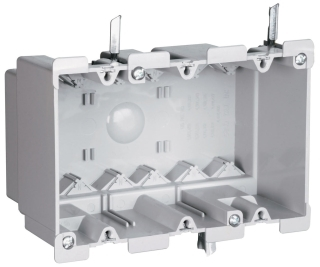 P&S S3-52-W 3G OLD WORK BOX