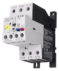 C440A1A1P6SAX STAND ALONE OL RELAY .33-1.65A UNBALANCED AND PHASE LOSS PROTECTION QTY 1