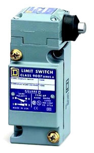 SQD 9007C54GY1848Y203 LIMIT SWITCH 600V 10AMP C +OPTIONS