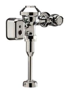 "Zurn ZEMS6003-WS1-IS 3/4"" 1Gpf Chrome Plated Top Spud Diaphragm Exposed Urinal Flush Valve"