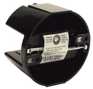71201 4 ROUND CEILING FAN & FIXTURE BOX 12.5 CUBIC INCHES 70 LBS 77706 (PASS) QTY 1/24