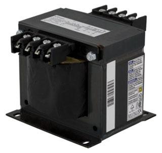 SQD 9070T500D33 XFMR CONTROL 500VA MULTIPLE VOLTAGES