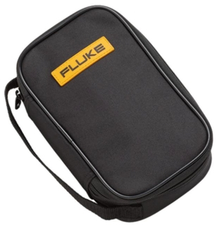 FLUK C35 CARRYING CASE, POLYESTER, BLK/YEL