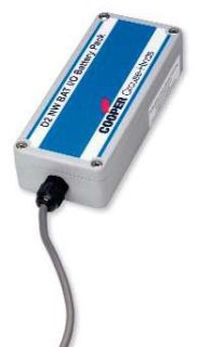 Eaton Crouse-Hinds Series,D2 NW BAT 2,BATTERY