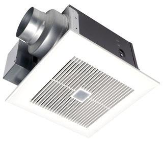 PAN FV-08VQC5 WHISPER SENSE 80CFM SENSOR NO LIGHT