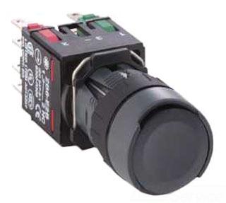 SQD XB6AA25B PUSHBUTTON 250VAC 1.5AMP XB6 +OPTIONS