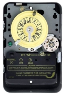 INTM T173 DPST 40A 125V TIME SW