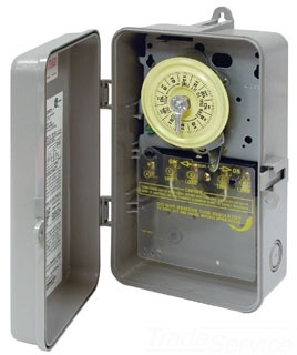 INTM T103P DPST 40A 125V TIME SW