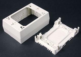 WMLD NM2048 1G 1-3/4D DEVICE BOX