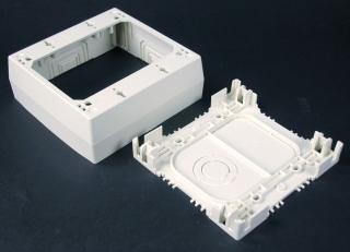 WMLD NM2048-2 2G 1-3/4D DEVICE BOX