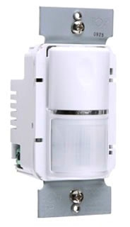 WSP250W WALL MOUNT OCCUPANCY SENSOR WHITE QTY 1