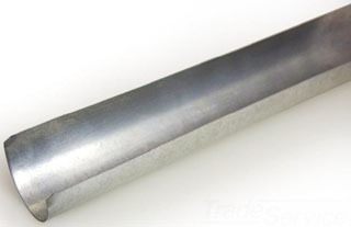 """Uponor F7041000 1"""" Galvanized Steel Self Gripping Pipe Support Channel"""