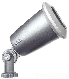 RAB R90MS WP SIL PAR LAMPHOLDER