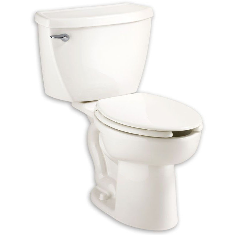 A/S 3483.001.020 CADET RIGHT HEIGHT, PRESSURE ASSISTED, ELONGATED BOWL ONLY, WHITE (6-1/2