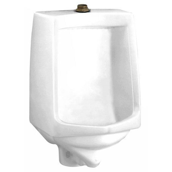 A/S 6561.017.020 WHITE TRIMBROOK URINAL 1.0GPF (3/4