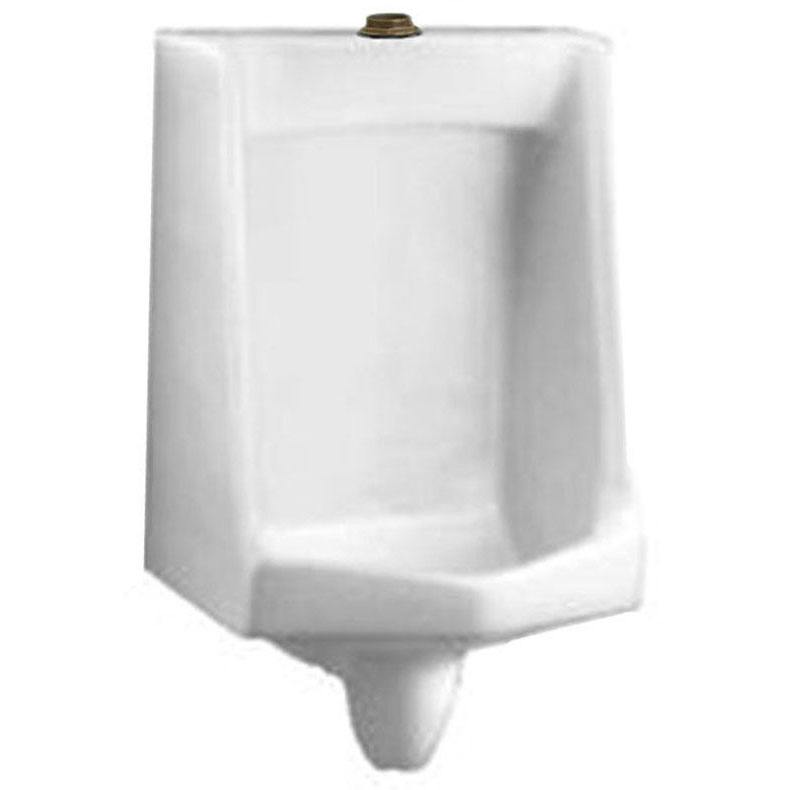 "A/S 6601.012.020 WHITE LYNBROOK 1-1/4"" TOP SPUD URINAL 1.0GPF"